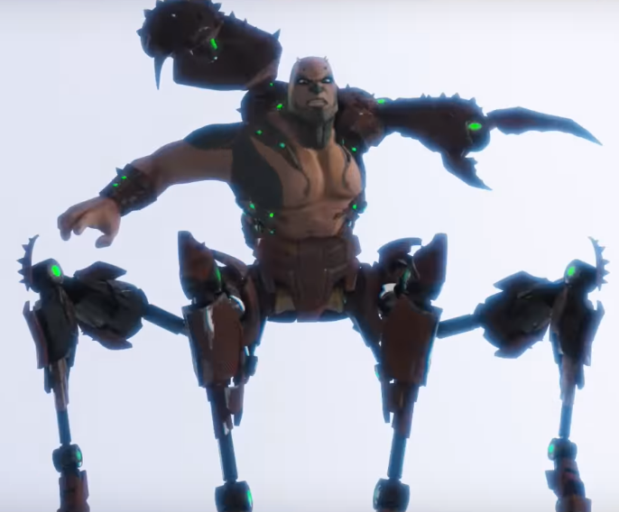 Scorpion (Spider-Man: Into the Spider-Verse) | Villains Wiki