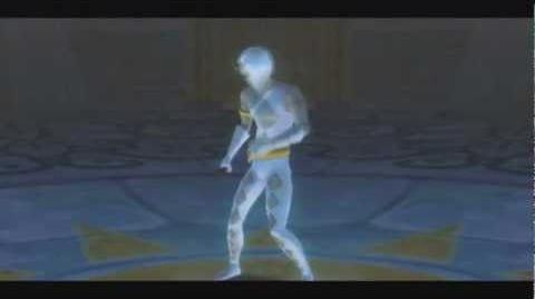 The Legend of Zelda Skyward Sword Boss 1 Ghirahim