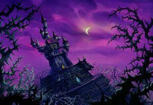 The Lizard King's Castle