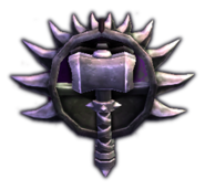 Twilight's Hammer symbol