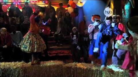 """Afraid of Clowns"" - R.L"