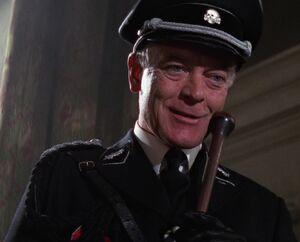 Evil Leibstandarte-SS Adolf Hitler Standartenführer