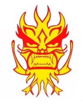 Shadowkhan villains wiki fandom powered by wikia for Jackie chan adventures jade tattoo