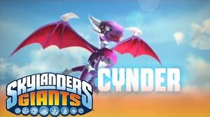 Meet the Skylanders Series 2 Cynder l Skylanders Giants l Skylanders