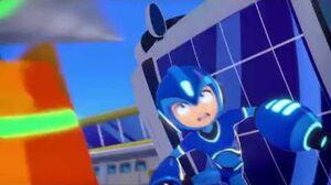 Mega Man Fully Charged Trailer