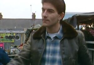 Nick Cotton first scene