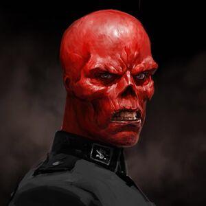 Red Skull Concept