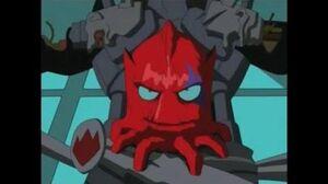 Teenage Mutant Ninja Turtles (2003) Utrom Shredder revealed