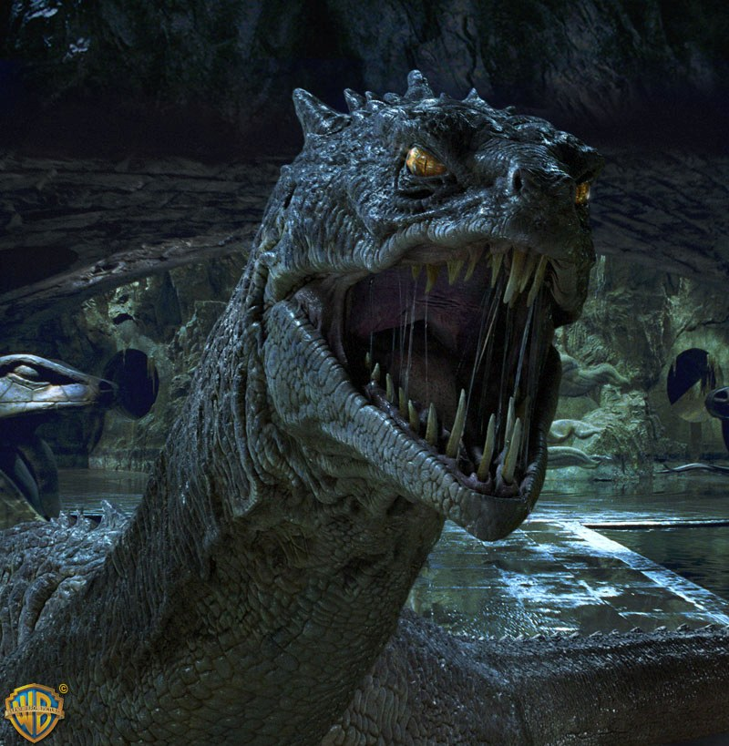 Harry Potter And The Chamber Of Secrets Movie Basilisk