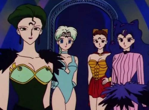 Negamoon Sisters | Villains Wiki | Fandom