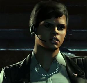 Amanda Waller Arkham Origins