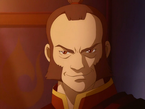 Commander Zhao Southern Air Temple