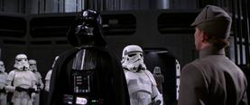 Darth Vader feels