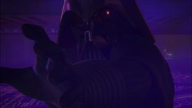 Darth Vader unaware