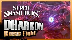 Dharkon (Boss Fight) - Spirits Mode Super Smash Bros