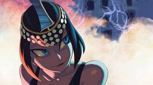 Eliza evil grin