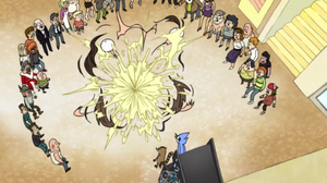 Explosion of gbf