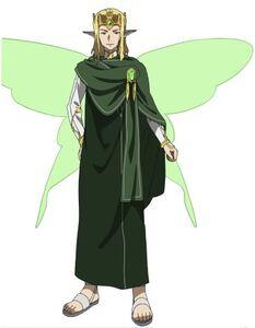Fairy King Oberon