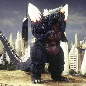 Godzilla.jp - SpaceGodzilla