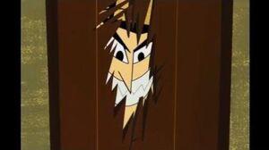 Samurai Jack S1Ep13-Aku's Fairy Tales part 5 (Three Little Pigs, Cinderella, etc