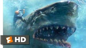 The Meg (2018) - I'm Going to Make It Bleed Scene (10 10) Movieclips