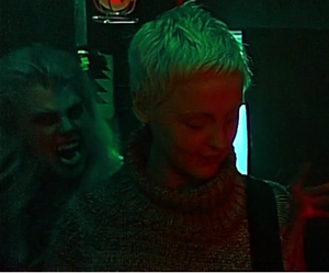 Werewolf Marika Attacks Laura