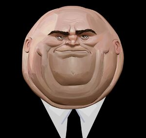 Wilson Fisk (Earth-TRN700) from Spider-Man Into the Spider-Verse 002