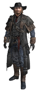 ACRogue Christopher Gist render