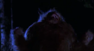 Bigfoot's villainous breakdown