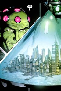 Brainiac New Earth 011