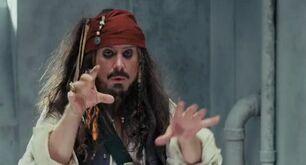 Captain Jack Swallows