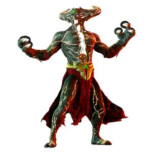 Corrupted Lord Shinnok