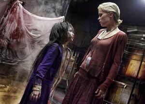 Dark alessa and rose