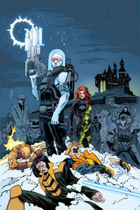 Forever Evil Rogues Rebellion Vol 1 4 Textless