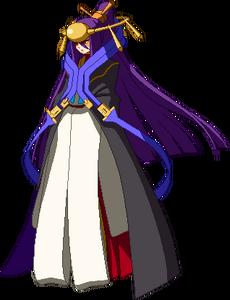 Hades Izanami (Chronophantasma, Sprite)