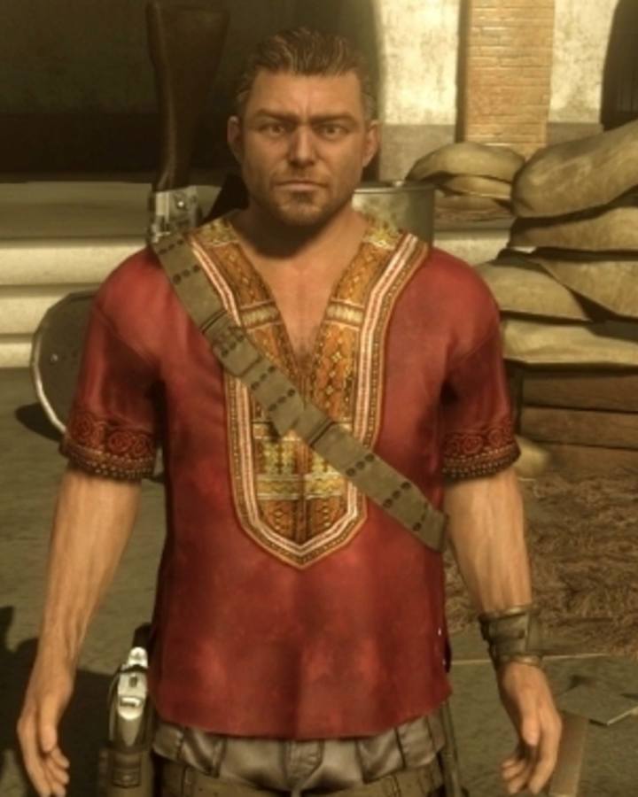 The Jackal Far Cry 2 Villains Wiki Fandom