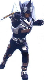 Kamen Rider Punch Hopper