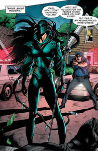 Lady Shiva Prime Earth 0001