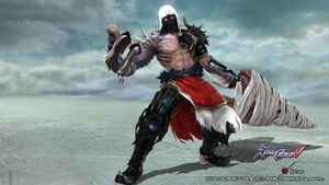 Nightmare soul calibur 5 8 by soldier cloud strife-d53s4b1