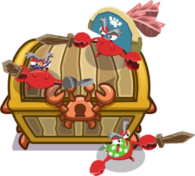 pirate crabs villains wiki fandom powered by wikia