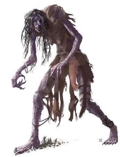 Hags (D & D) | Villains Wiki | FANDOM powered by Wikia