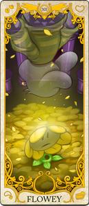 Asriel Tarot Card