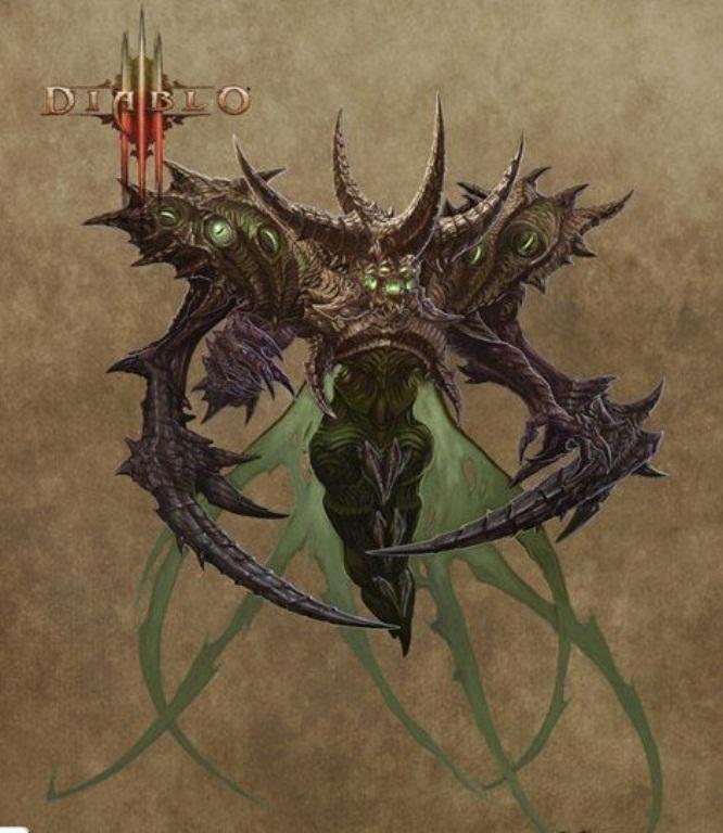 Belial (Diablo) | Villains Wiki | FANDOM powered by Wikia Baal Diablo 3