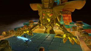 GoldenQueen Boss2
