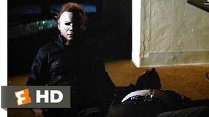 Halloween II (9 10) Movie CLIP - Why Won't He Die? (1981) HD