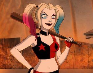 Harleen Quinzel Harley Quinn TV Series 0001