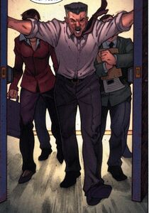 Jonah Jameson from Amazing Spider-Man 665