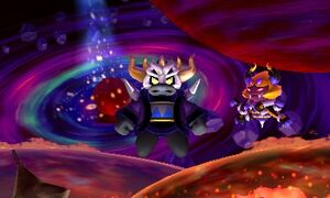 King D-Mind & Dark Taranza