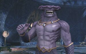 King Shark Silent School (2)