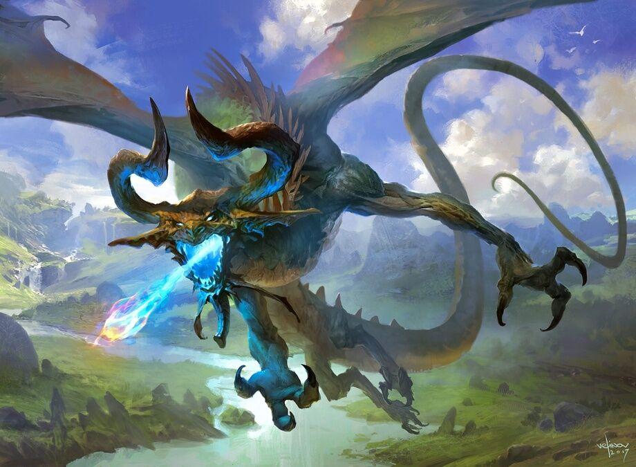 Nicol Bolas Elder Dragon